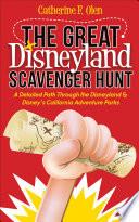 The Great Disneyland Scavenger Hunt
