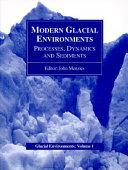 Modern Glacial Environments
