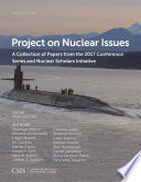 Project On Nuclear Issues Book PDF