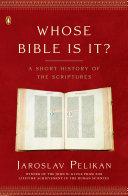 Pdf Whose Bible Is It?