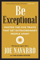 Be Exceptional Book