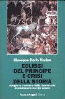 Eclissi del principe e crisi della storia