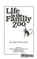 Life in the Family Zoo Book PDF