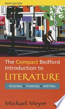 The Compact Bedford Introduction to Literature 9th Ed + Videocentral for Literature