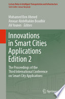 Innovations in Smart Cities Applications Edition 2