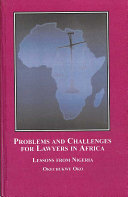 Problems And Challenges For Lawyers In Africa
