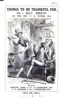 Things To Be Thankful For No 4 Water Second Part Book PDF