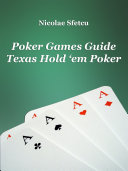 Pdf Poker Games Guide - Texas Hold 'em Poker Telecharger