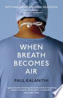 When Breath Becomes Air Book PDF