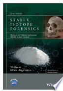 Stable Isotope Forensics