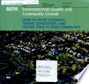 Environmental quality and community growth