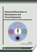 Advanced Bioceramics in Nanomedicine and Tissue Engineering Book