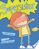 Supersister Beth Cadena Cover
