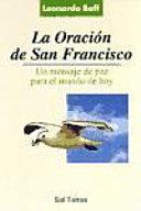 La oración de San Francisco