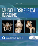 Musculoskeletal Imaging  Case Review Series E Book