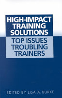 High-impact Training Solutions