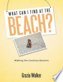 What Can I Find At the Beach  Walking the Carolinas Beaches