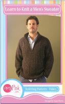 Learn to Knit a Men's Sweater Pdf/ePub eBook