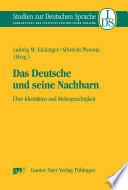 Das Deutsche und seine Nachbarn