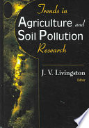 Trends in Agriculture and Soil Pollution Research