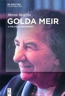 Golda Meir Pdf/ePub eBook