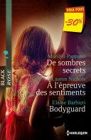Pdf De sombres secrets - A l'épreuve des sentiments - Bodyguard Telecharger
