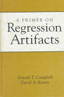 A Primer on Regression Artifacts