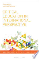 Critical Education in International Perspective