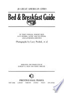 Bed & Breakfast Guide