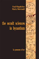 The Occult Sciences in Byzantium