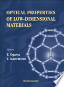 Optical Properties of Low–Dimensional Materials