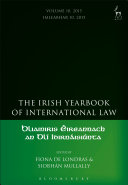 Pdf The Irish Yearbook of International Law Telecharger