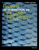 Cover of Brown's Introduction to Organic Chemistry