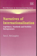 Narratives of Internationalisation Book