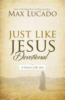 Just Like Jesus Devotional