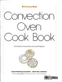 Convection Oven Cook Book
