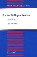 Frances Trollope s America