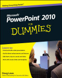 Pdf PowerPoint 2010 For Dummies Telecharger