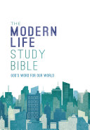 NKJV  The Modern Life Study Bible  eBook