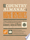 The Country Almanac Of Home Remedies