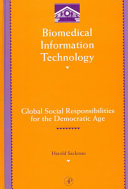 Biomedical Information Technology Book