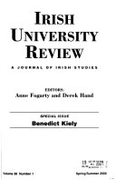 Irish University Review