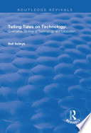 Telling Tales on Technology