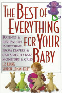 The Best of Everything for Your Baby Book