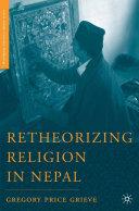 Pdf Retheorizing Religion in Nepal Telecharger