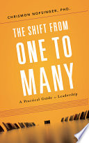 The Shift from One to Many Book