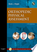 Orthopedic Physical Assessment E Book