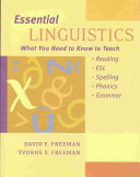 Essential Linguistics Book