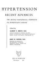 Hypertension  Recent Advances Book