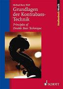 Grundlagen der Kontrabass-Technik